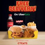 DEAL: Chicken Treat – Free Delivery on Uber Eats (until 1 November 2020)