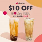 DEAL: Chowbus – $10 off First Order or $5 off First 3 Orders