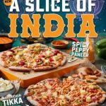 NEWS: Domino's Indi Chicken Tikka Pizza & Spicy Peppy Paneer Pizza – $7.95 Pickup