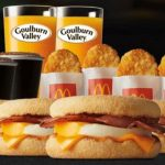DEAL: McDonald's – $29.95 Brekkie Bundle via Delivery (4 Muffins, 4 Hash Browns, 2 Coffees, 2 Orange Juices)