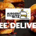 DEAL: Burgers with Bite – Free Delivery via Menulog