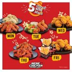 DEAL: Nene Chicken – 5 Days of Deals from 2-6 November 2020 (VIC Only)
