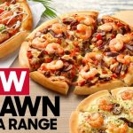 NEWS: Pizza Hut New Prawn Pizzas – Surf & Turf and Creamy Garlic Prawn