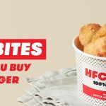 DEAL: Grill'd – Free Healthy Fried Chicken Bites 6 Pack with Burger or Salad Purchase (Relish Members)