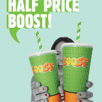 DEAL: Boost Juice – Buy One Original Boost Get One Half Price at Selected Stores (until 29 November 2020)