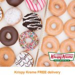 DEAL: Krispy Kreme – Free Delivery via Menulog (until 7 December 2020)
