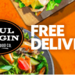 DEAL: Soul Origin – Free Delivery via Menulog (until 7 December 2020)