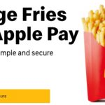 DEAL: McDonald's – 5c Large Fries via mymacca's app with Apple Pay (until 14 December 2020)