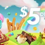 DEAL: Rashays – All Desserts for $5 (until 16 December 2020)