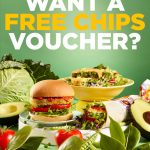 DEAL: Oporto – Free Chips Voucher with Vegan Range Purchase through Flame Rewards