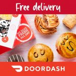 DEAL: Pie Face – Free Delivery via DoorDash