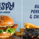 DEAL: Ribs & Burgers – $10 Crispy Chicken Schnitzel Burger ($19.90 with Pork Riblet & Chips)