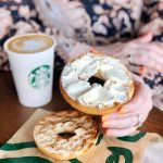 DEAL: Starbucks – $3.50 Bagel with Any Beverage Purchase Before 11am