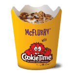 NEWS: McDonald's launches Cookie Time McFlurry in Australia