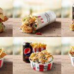 NEWS: KFC Crunch Range – Zinger Crunch Burger, Twister & Bowl, Original Crunch Twister & Bowl, Crunchy Jalapeno Slaw (NSW/ACT)