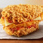 NEWS: KFC – $7.95 Zinger Tower Double (App Secret Menu)