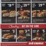 DEAL: Red Rooster Vouchers valid until 31 March 2021