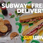 DEAL: Subway – Free Delivery with $10 Minimum Spend via Menulog