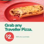 DEAL: 7-Eleven – $2 Traveller Pizza with Any Purchase (until 29 March 2021)