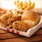 DEAL: KFC – $4.95 Hot & Crispy Boneless Chicken Fill Up (until 4pm)