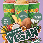 NEWS: Boost Juice – New It's Totes Vegan Range (Mango Pash N' Go, Lychee Lovin' Berry, Coconuts for Choc)