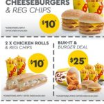 DEAL: Chicken Treat Vouchers valid until 4 April 2021