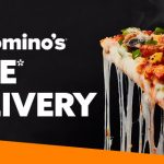 DEAL: Domino's – Free Delivery with No Minimum Spend via Menulog (until 9 May 2021)