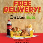 DEAL: Chicken Treat – Free Delivery with $20 Spend on Uber Eats (until 7 March 2021)