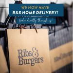 DEAL: Ribs & Burgers – $1 Delivery through Direct Delivery Service (until 14 March 2021)
