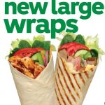 NEWS: Subway Large Wraps