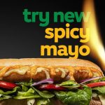NEWS: Subway Spicy Mayo