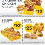 DEAL: Chicken Treat Vouchers valid until 2 May 2021
