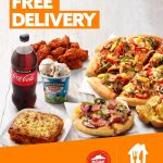 DEAL: Pizza Hut – Free Delivery with $24.90 Minimum Spend via Menulog (until 18 April 2021)