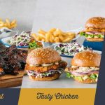 DEAL: Ribs & Burgers – Ultimate Rib Meal Bundles (Monday-Thursday Dine In Only)