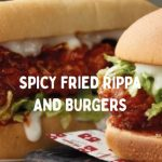 NEWS: Red Rooster Spicy Fried Rippa & Burger (Selected Stores)