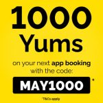 DEAL: TheFork – 1000 Yums ($20-$25 Value) with App Booking until 15 May 2021